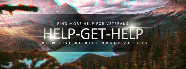 get help for veterans